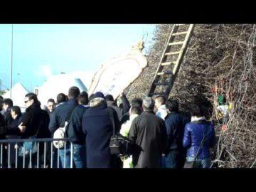Inaugurazione Focara 16 GENNAIO 2011