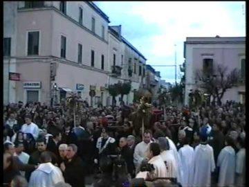 NOVOLI : Le reliquie del Santo Patrono