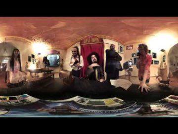 Nuovo video 2015 dell'eclettico Caparezza girato a Luglio tra Collegno e Grugliasco sede di Konvert dove si è fermato per saluatare i suoiPugliesi