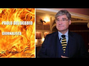 La Fòcara di Novoli secondo Paolo Del Debbio | #Fòcara2017