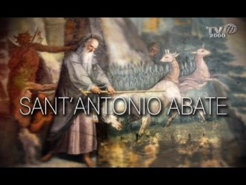 Laura Fenelli vi farà innamorare di Sant'Antonio Abate del fuoco raccontandovi la sua vita