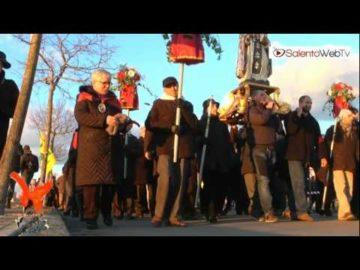 212 Focara di Novoli 2012: la processione
