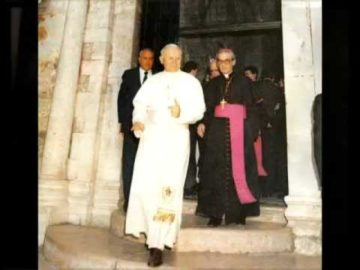 Papa Giovanni prima di morire si recò 3 volte a Monte Sant'Angelo Foggia
