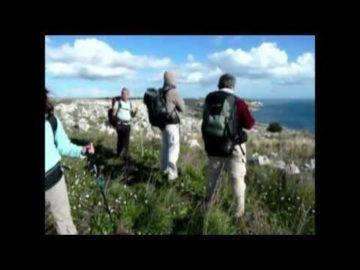 Video girato durante un cammino lento nel Salento dall'amico Luca Giannotti