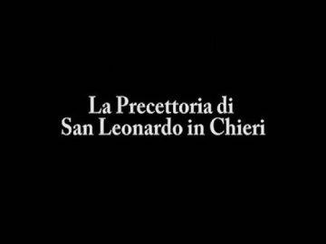 San Leonardo in Chieri i Pdri Gerosomilitani fondano un Ospedale presso l'attuale Buttigliera alta