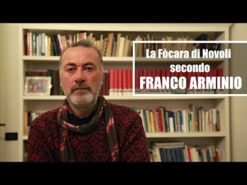 La Fòcara di Novoli secondo Franco Arminio