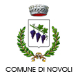 Il sito ufficiale del comune di Novoli