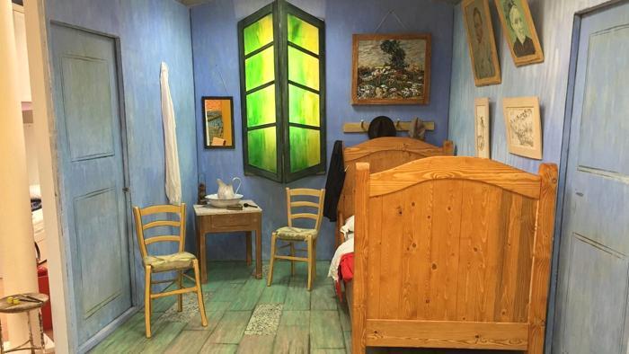 I colori di Vincent Van Gogh ad Arles – Torinovoli