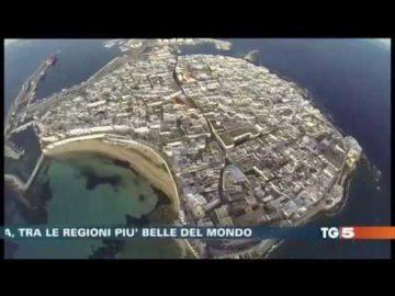 La Puglia e il Salento sono state promosse come luoghi più belli del mondo es.... come la Fòcara di Novoli da visitare assolutamente