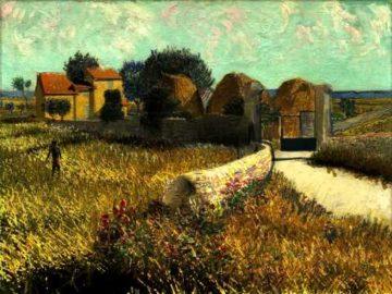I quadri di Van Gogh si animano