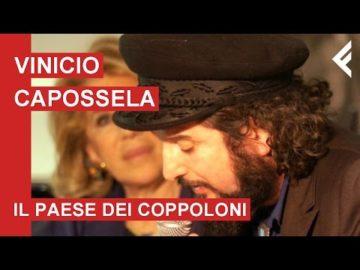 Il mitico Capossela dopo torino 2015/2016 ritorna alla Fòcara nel filmato Il paese dei coppoloni