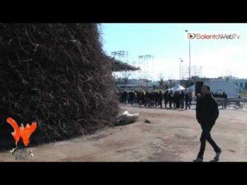 La Fòcara di Novoli 2012