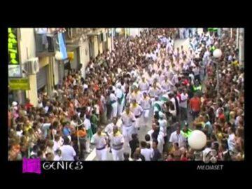 La Varia di Palmi l'unica festa riconosciuta dall'Unesco nel sud come patrimonio mondiale