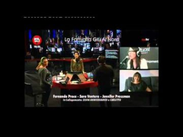 """RADIO FOCARA 2013 - Il Giorno del Fuoco (collegamento con la """"Famiglia giù al Nord"""" - Rtl 102.5)"""
